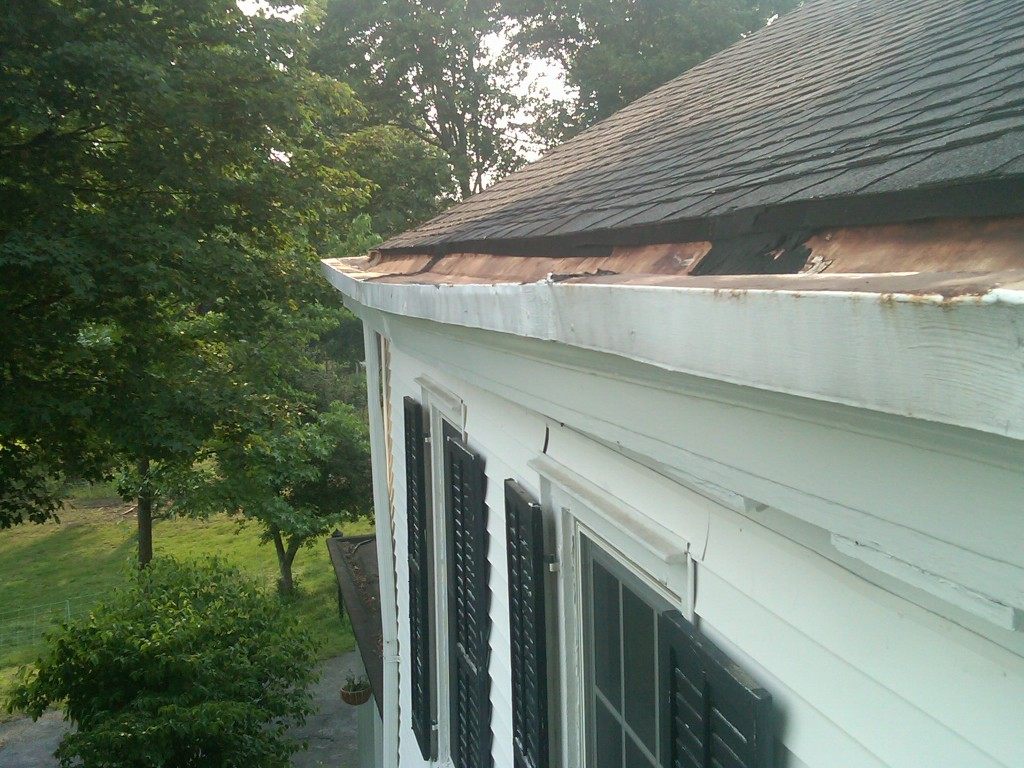 Ask Your Contractor About Built In Gutters New