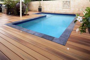 Composite, 5 pool patio materials