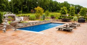 Woood, 5 pool patio materials