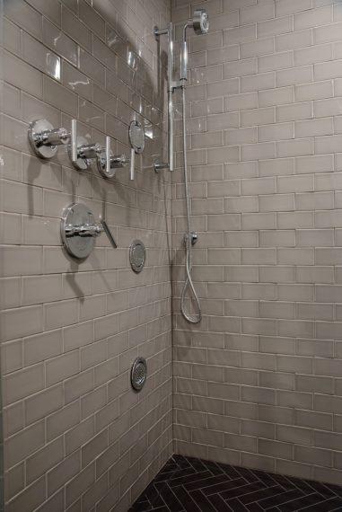 Bathroom tiling, Pleasant Valley Home Renovation