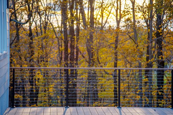 Fence Wiring, Pleasant Valley Home renovation