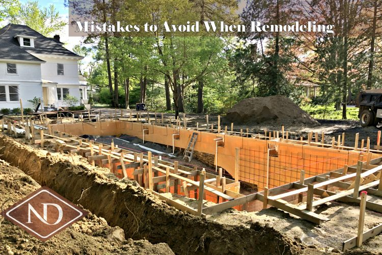 Mistakes to Avoid When Remodeling