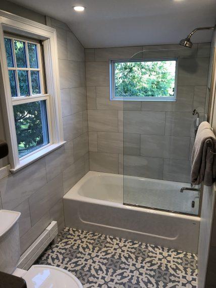 Staatsburg Bathroom Renovation