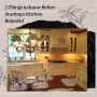Five Things to Know Before Starting a Kitchen Remodel