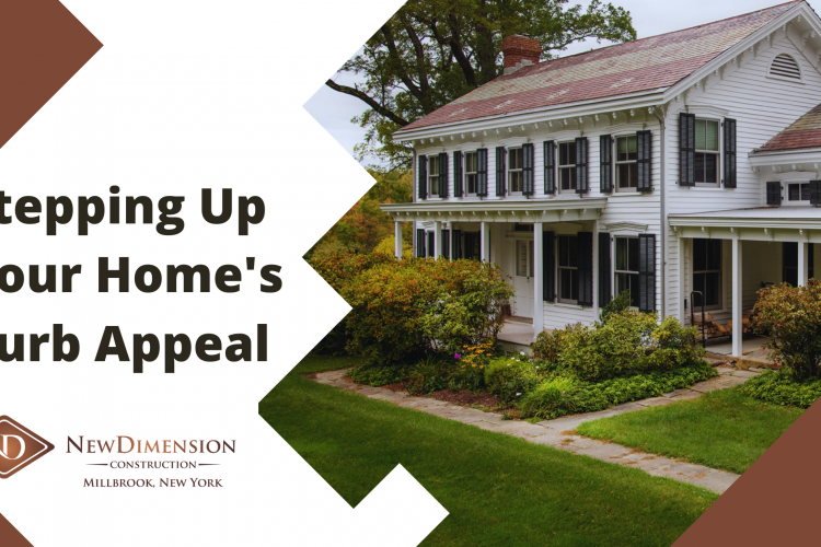 Stepping Up Your Home's Curb Appeal