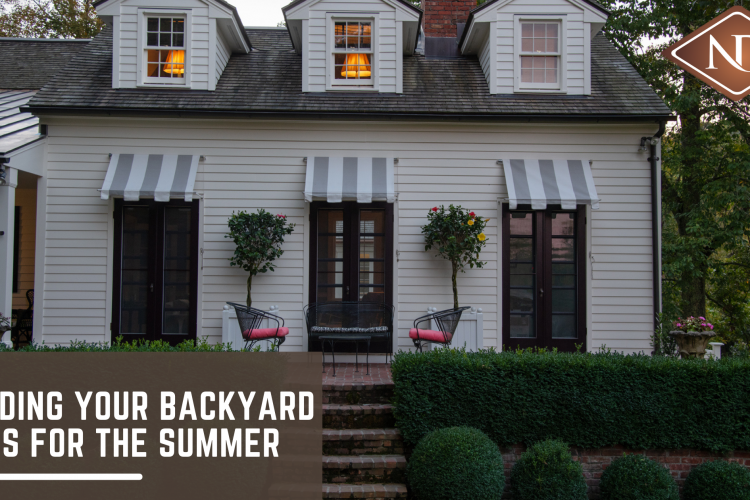 Building Your Backyard Oasis for the Summer